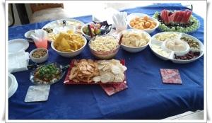 GF Party Food