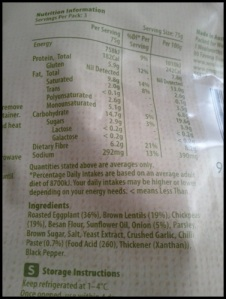 Macro Ball Ingredients