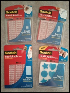 Scotch Restickables