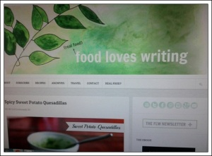 Food Loves Writing