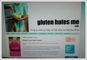Gluten Hates Me