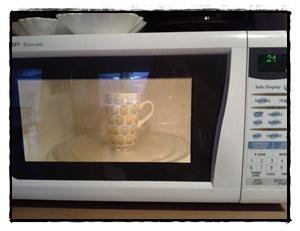 Reheating Coffee