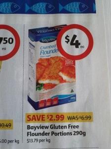 Coles Gluten Free