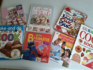 Cook books for kids