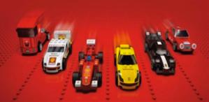 Shell Lego