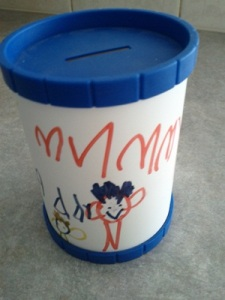 Money Box Saving