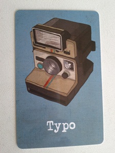 Typo Gift Card
