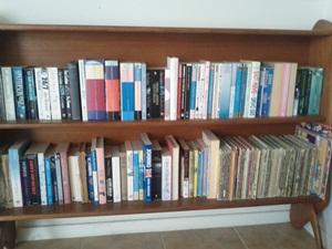 Book Shelf Entry