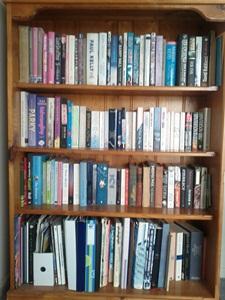 Book Shelf Lounge