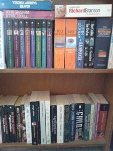 Book Shelf Study