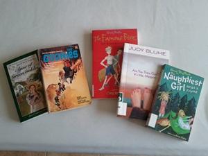 Preteen Books