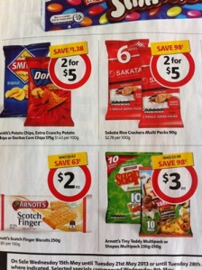 Coles 15 May special 1