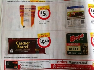 Coles 15 May special 9