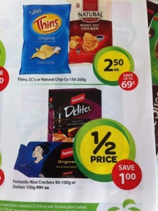 Woolies 15 May special 1