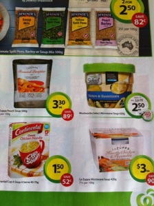 Woolies 15 May special 3