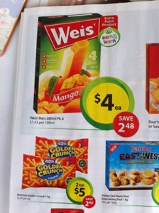 Woolies 15 May special 4