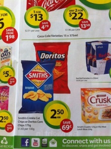 Woolies 22 May Special 2