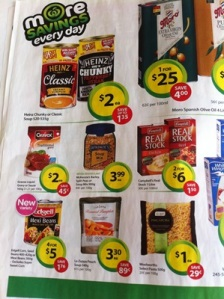 Woolworths Specials 29th May 1
