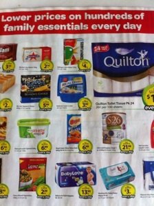 Woolworths Specials 29th May 2