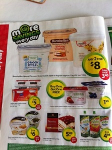 Woolworths Specials 29th May 3