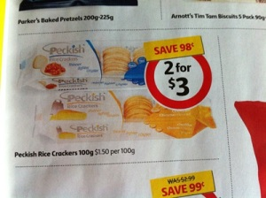 Coles Special 19th June 1