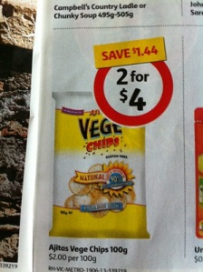 Coles Special 19th June 3