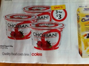 Coles Special June 19th 2