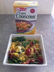 Gluten Free Cous Cous Recipe