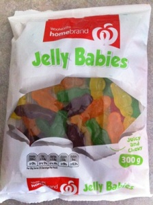 Homebrand Jelly Babies