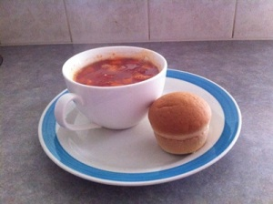 Lentil Soup June 13
