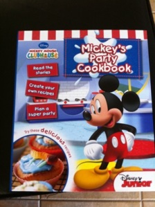 Mickey Cookbook