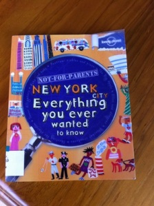 NFP NYC Book
