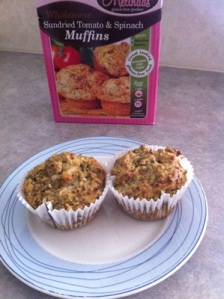 Sundried Tom Muffins