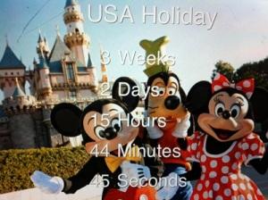 USA Countdown
