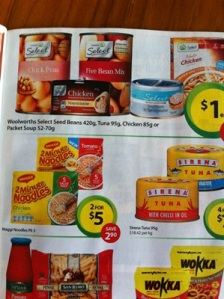 Woolies Special 19th June 5