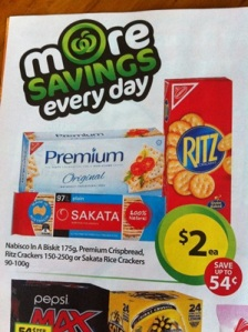 Woolies Specials 19th June 1