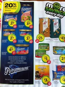 Woolies Specials 26th June 2 2