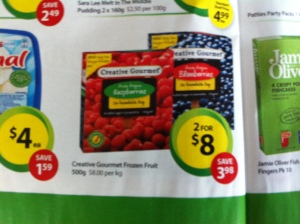 Woolies Specials 26th June 3