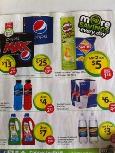 Woolies Specials 5th June 2