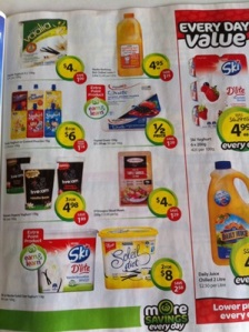 Woolies Specials 5th June 8