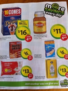Woolies Specials 10 July 5
