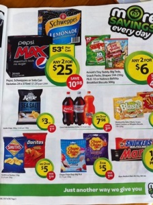 Woolies Specials 17th July 1