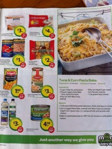 Woolies Specials 17th July 2