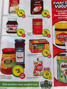 Woolies Specials 17th July 4