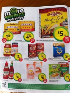 Woolies Specials 17th July 5