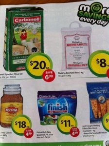 Woolies Specials 17th July 7
