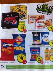 Woolies Specials 3rd July